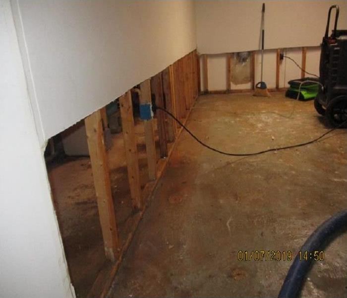 Water Damage in Marlton NJ  After