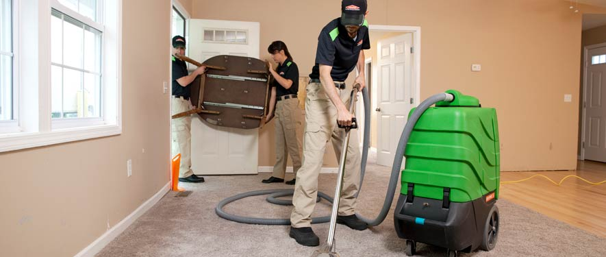 Evesham, NJ residential restoration cleaning